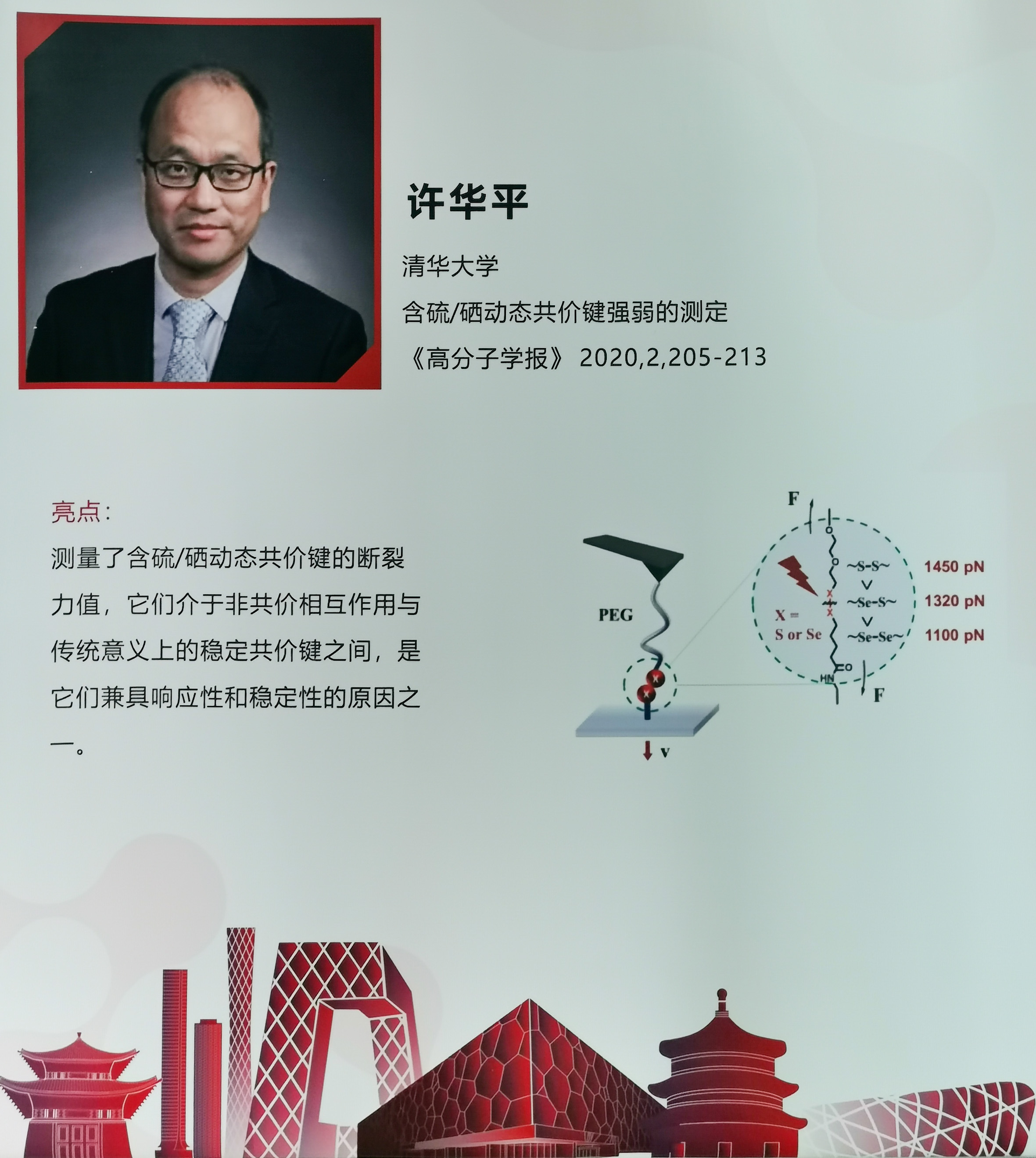 Xu's Group Attended 2021 National Annual Polymer Congress